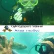Знакомство с подводными обитателями