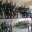 Горные, скоростные велосипеды