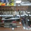 Ножи охотничьи и туристические, топорики, мачете
