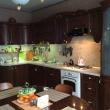 Кухня-столовая в квартире на земле Анапа