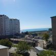 Вид на море из окна квартиры на 40 лет Победы Анапа