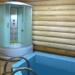 Душевая в бане ГД Горный Сукко