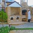 Барбекю Гостевой дом Золотое руно в Витязево