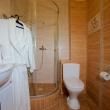 Санузел в номере Стандарт (1, 2 корпус) Гостевой дом Золотое руно в Витязево