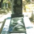 Памятник из отесанного гранита