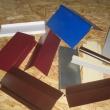 Фасонные изделия для кровли (коньки, ендовы)