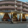 Вид на ресторан Отель Боспор Анапа