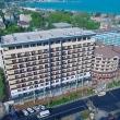 Отель Санмарин Анапа Вид с воздуха