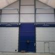 Ворота-роллеты для промышленных зданий, Анапа