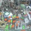 Резьбонарезной инструмент, метчики, плашки, клуппы