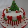Торт, Новогодний