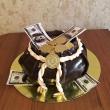Торт. Денежный