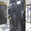 Входные двери с элементами ковки в Анапе
