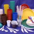 Наборы одноразовой посуды Анапа